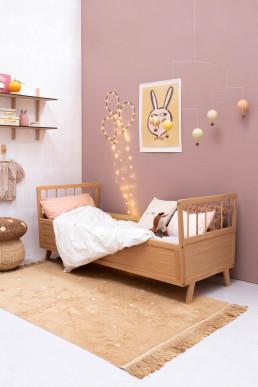 Kinderkamer met kleur